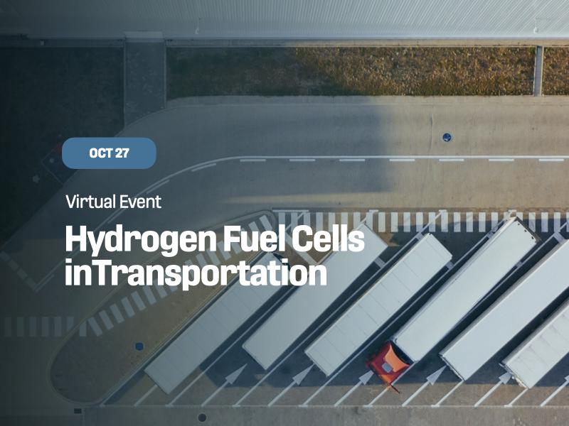 Hydrogen Fuel Cells in Transportation