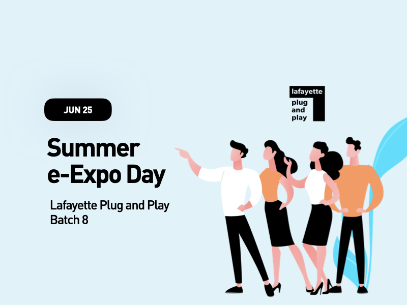 Lafayette Plug and Play Summer e-Expo Day