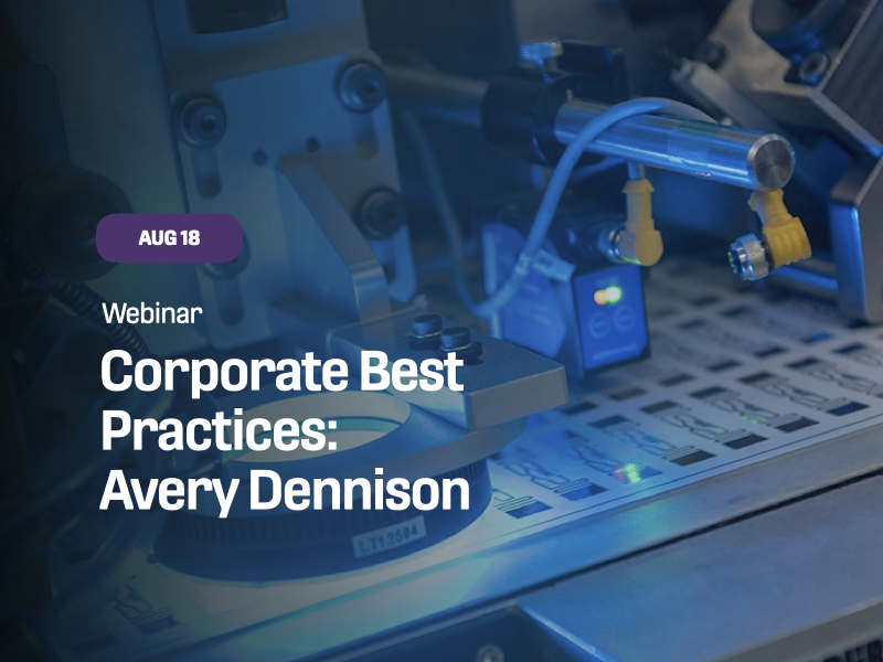 Corporate Best Practices:  Avery Dennison