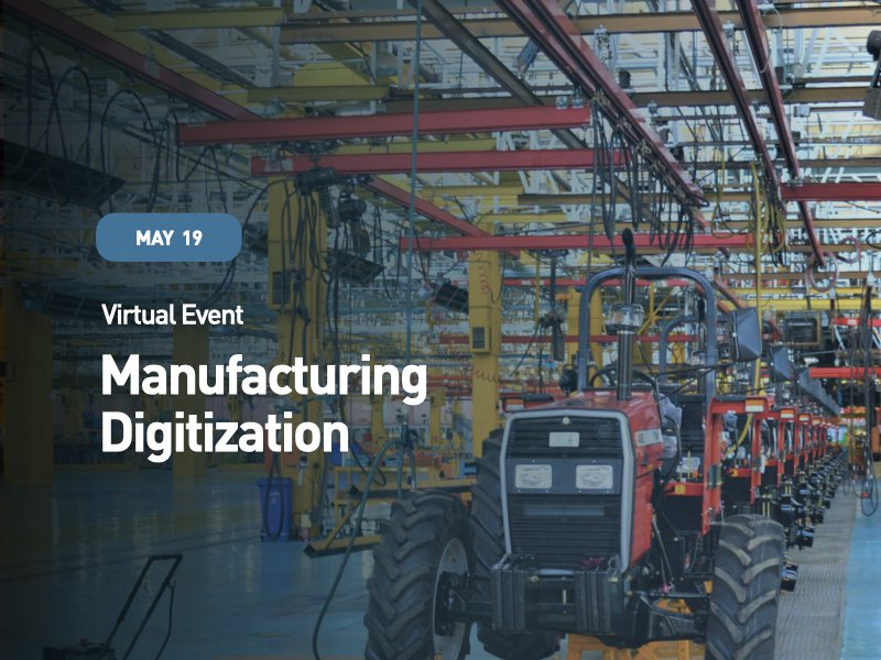 Manufacturing Digitization