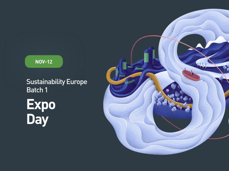 Sustainability Europe Expo Day: Batch 1