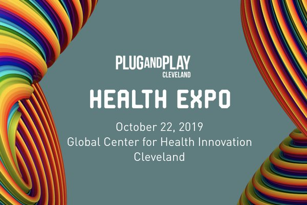 Plug and Play Cleveland Health EXPO