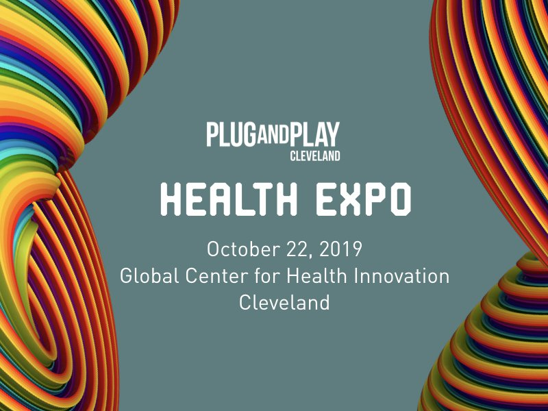 Plug and Play Cleveland Health EXPO