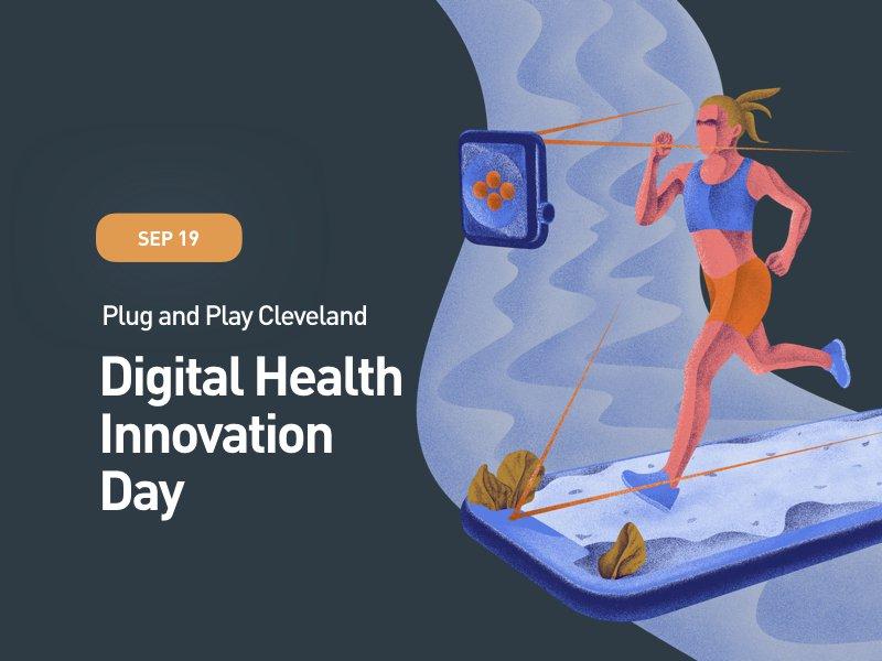 Plug and Play Cleveland Digital Health Innovation Day