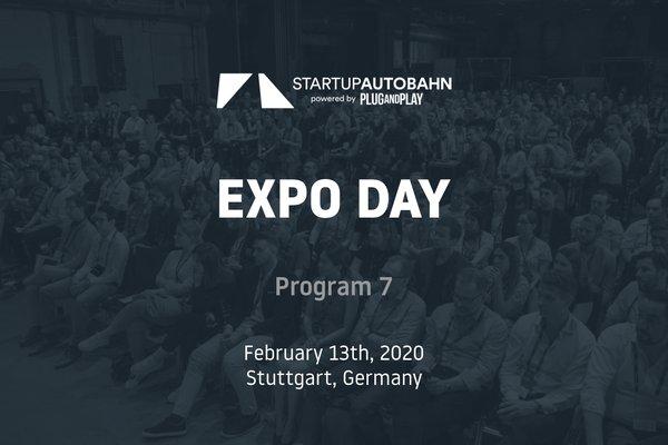 Startup Autobahn EXPO Day 7