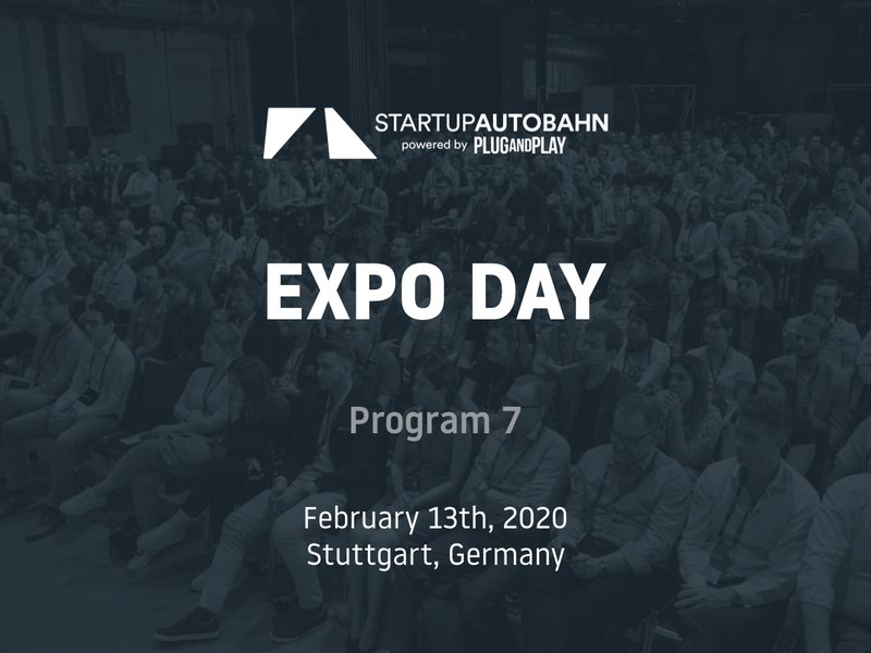 Startup Autobahn EXPO Day 7