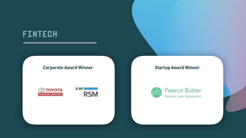 Fall Summit 2018 - Fintech Winners