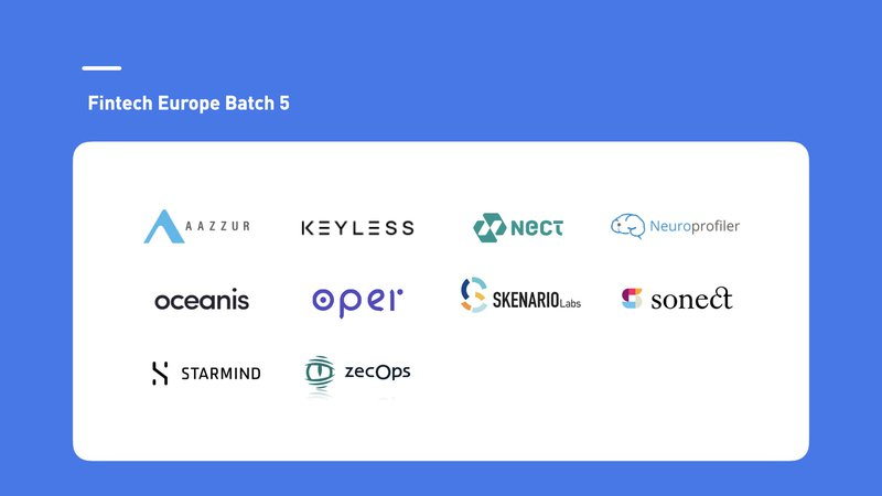 Fintech Europe PR Batch 5