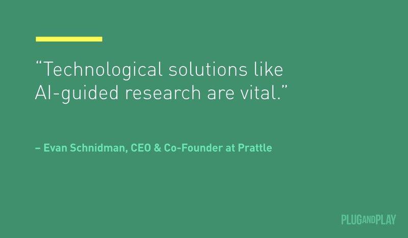 Evan Schnidman Fintech Quote