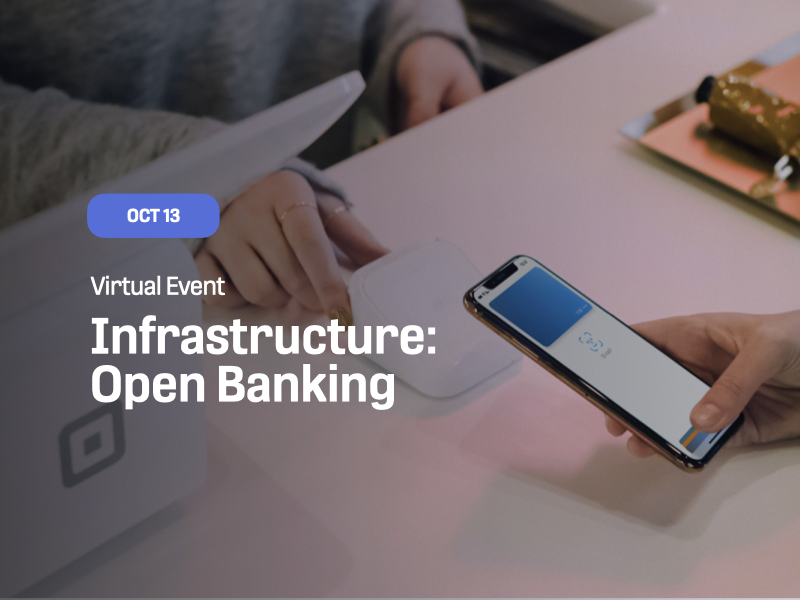 Infrastructure: Open Banking
