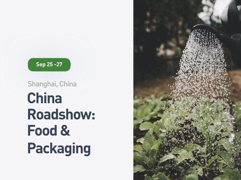 Food & Packaging China Roadshow