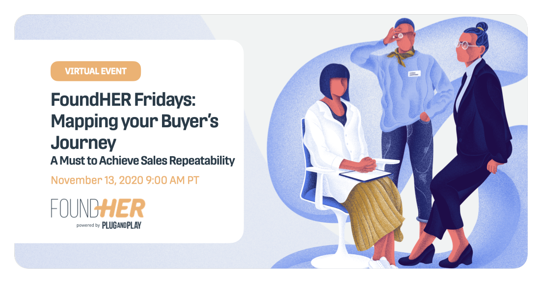 FoundHER Fridays: Mapping your Buyer's Journey