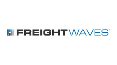 FreightWaves Logo - Press Release