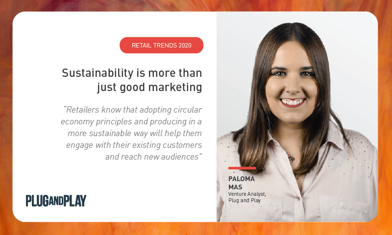 Future of Retail - Paloma Mas