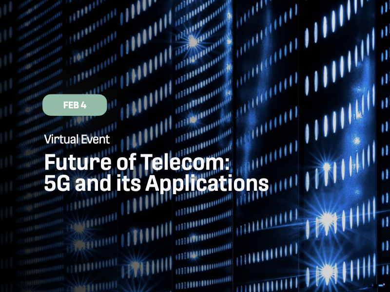 Future of Telecom: 5G and its Applications