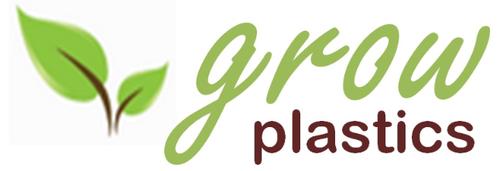 Grow Plastics Logo
