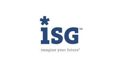 ISG Logo - Press Release