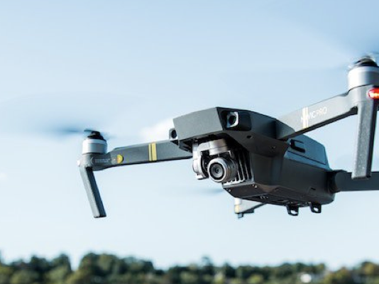 Using Drones for Insurance Claims