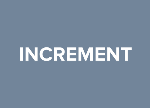 Increment Logo