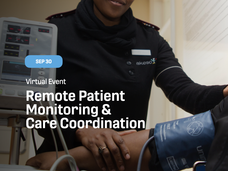 Remote Patient Monitoring & Care Coordination