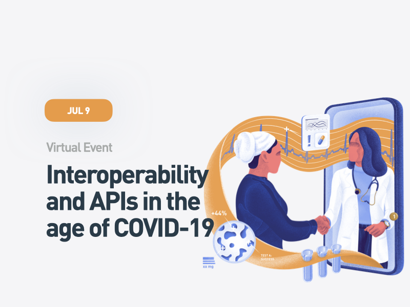Interoperability and APIs in the age of COVID-19