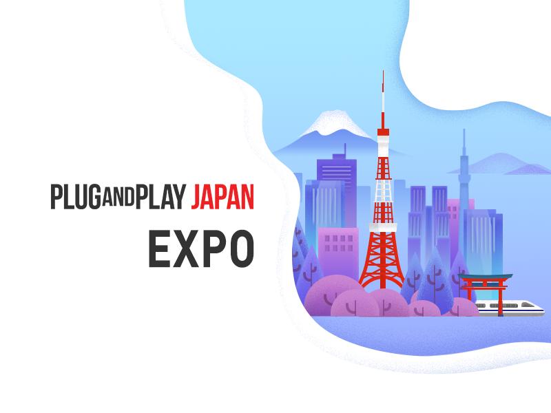 Plug and Play Japan Batch 1 EXPO