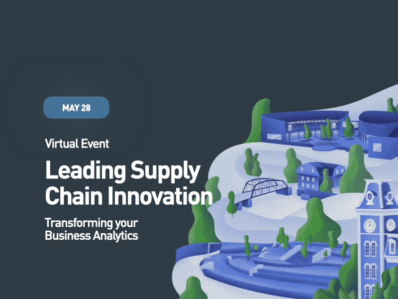 Leading Supply Chain Innovation: Transforming your Business Analytics
