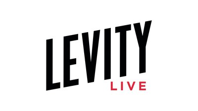 Levity Live Logo - Press Release