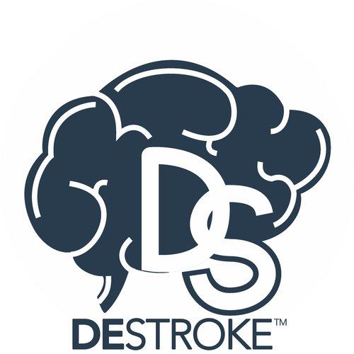 Destroke Logo