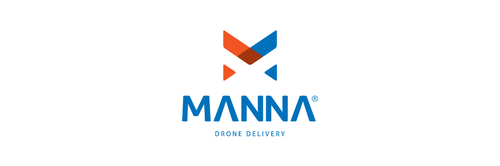 Manna Drone Delivery Logo