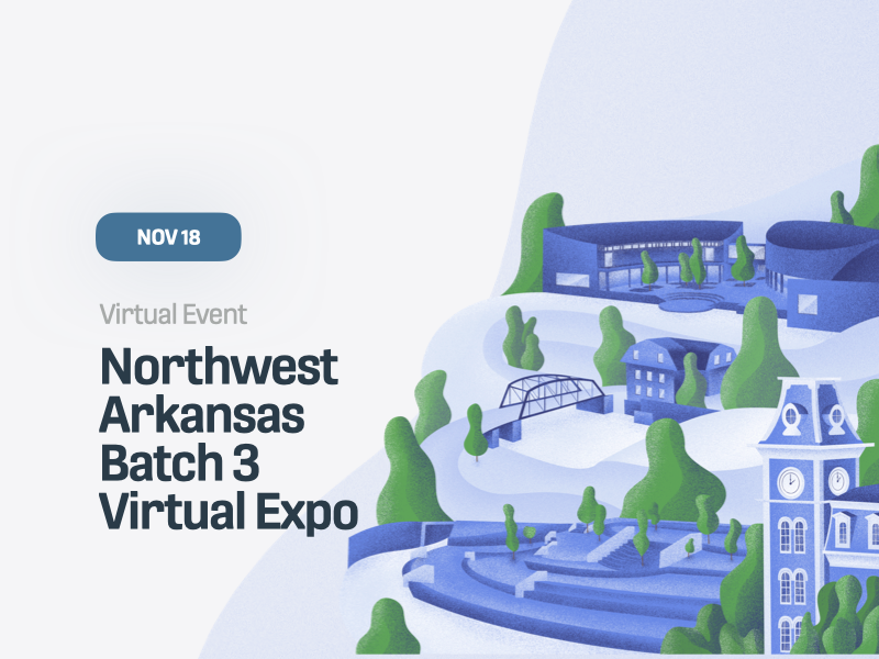 Northwest Arkansas - Batch 3 Virtual Expo