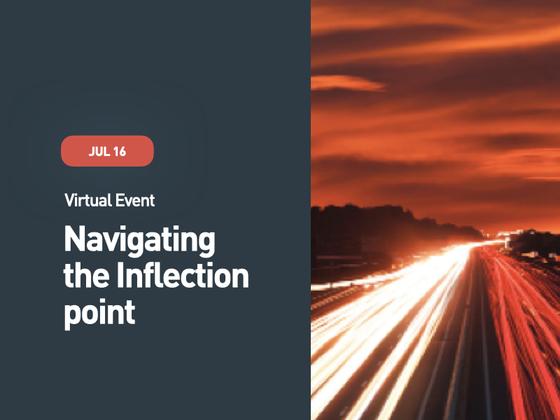 Navigating the Inflection point