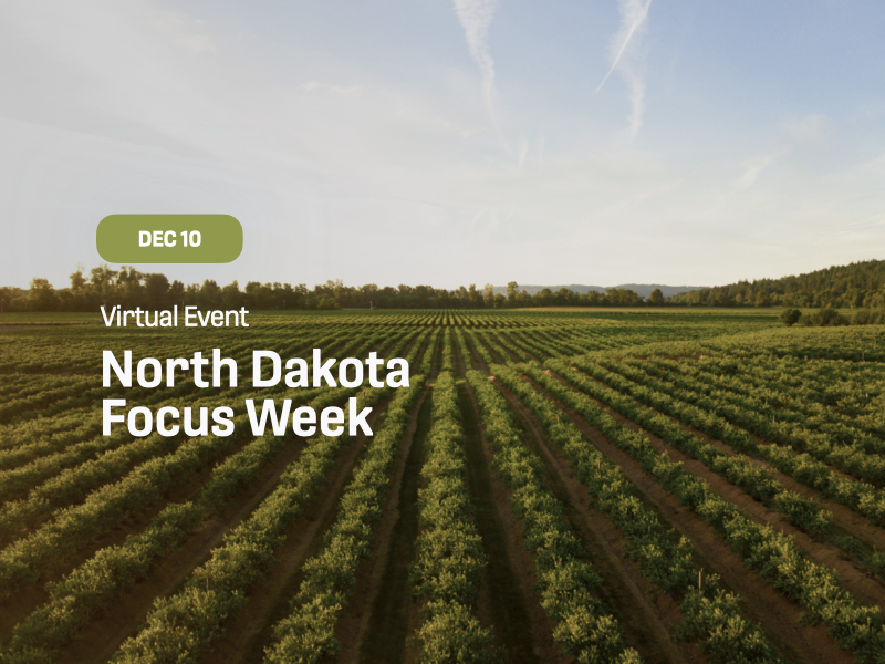 North Dakota Focus Week