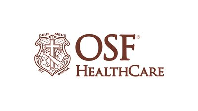 OSF Healthcare Logo - Press Release