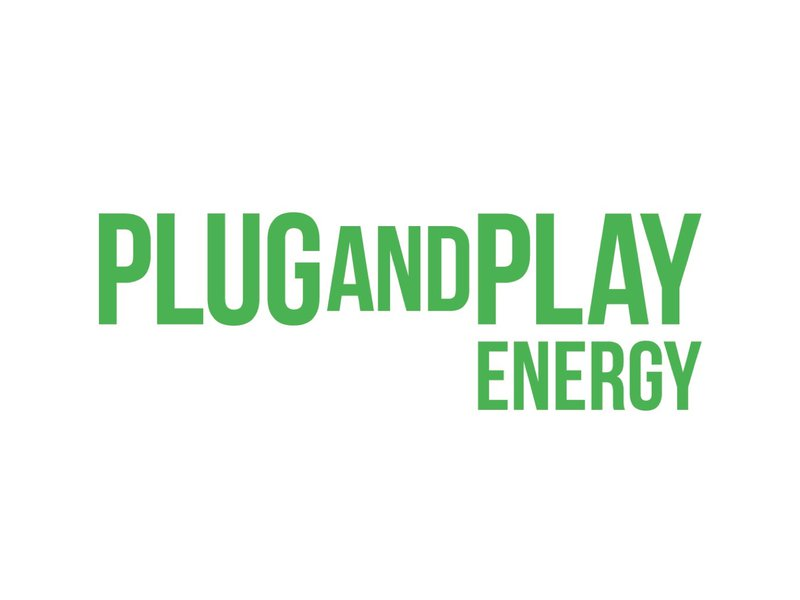 Plug and Play Energy Logo - Press Release