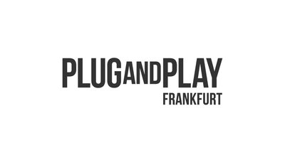 Plug and Play Frankfurt Logo - Press Release