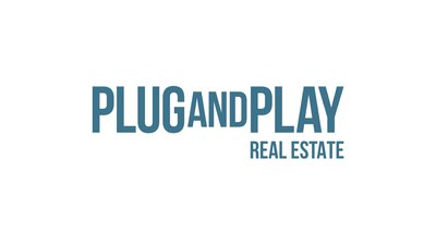 Plug and Play Real Estate Logo - Press Release