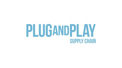 Plug and Play Supply Chain Logo - Press Release