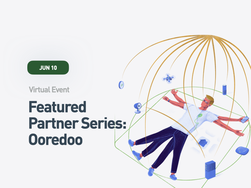Featured Partner Series: Ooredoo