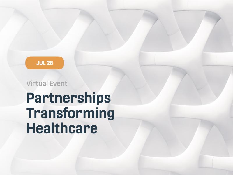 Partnerships Transforming Healthcare