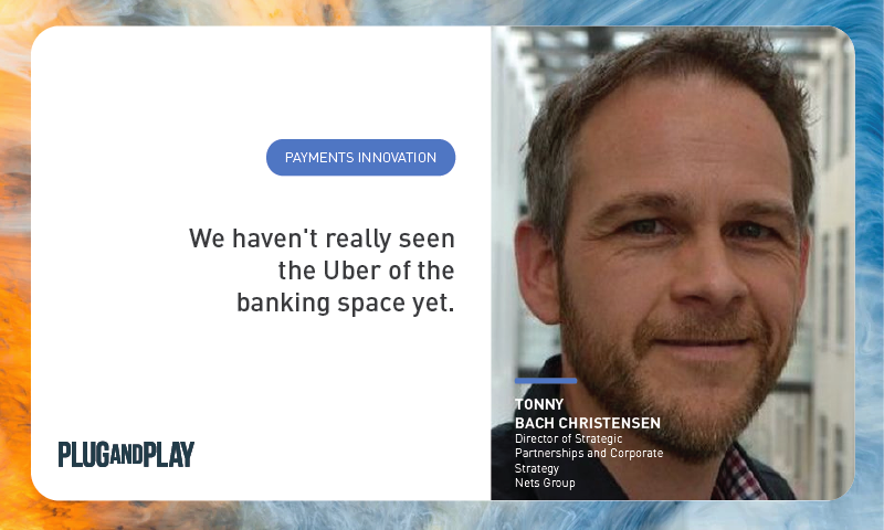 Tonny Bach Christensen - Payments Innovation