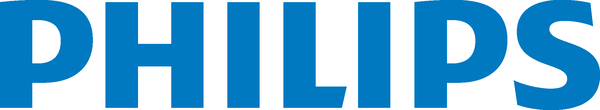 New Philips company wordmark