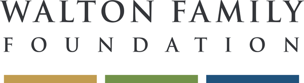 Walton Family Foundation logo