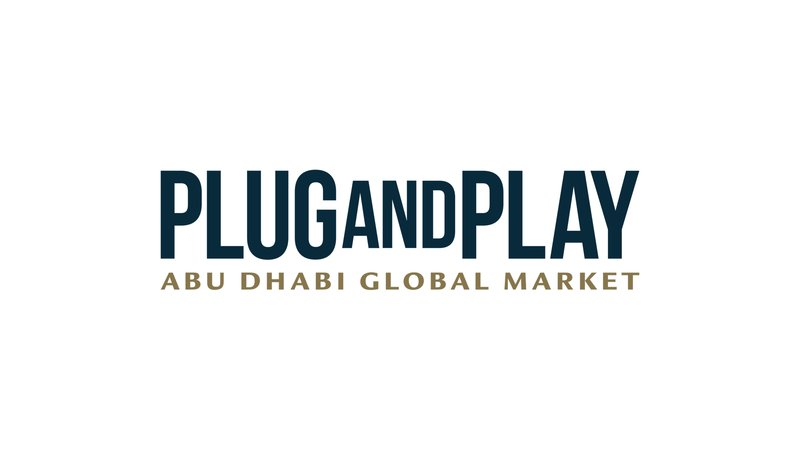 Plug and Play ADGM Logo - Press Release
