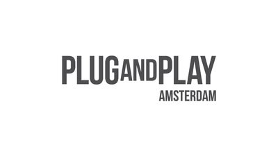 Plug and Play Amsterdam Logo - Press Release