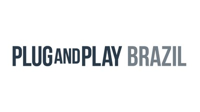 Plug and Play Brazil Logo - Press Release