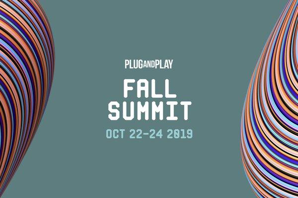 Plug and Play Fall Summit 2019