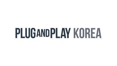 Plug and Play Korea Logo - Press Release