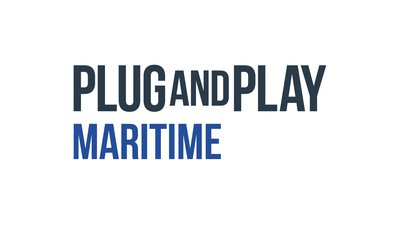 Plug and Play Maritime Logo - Press Release