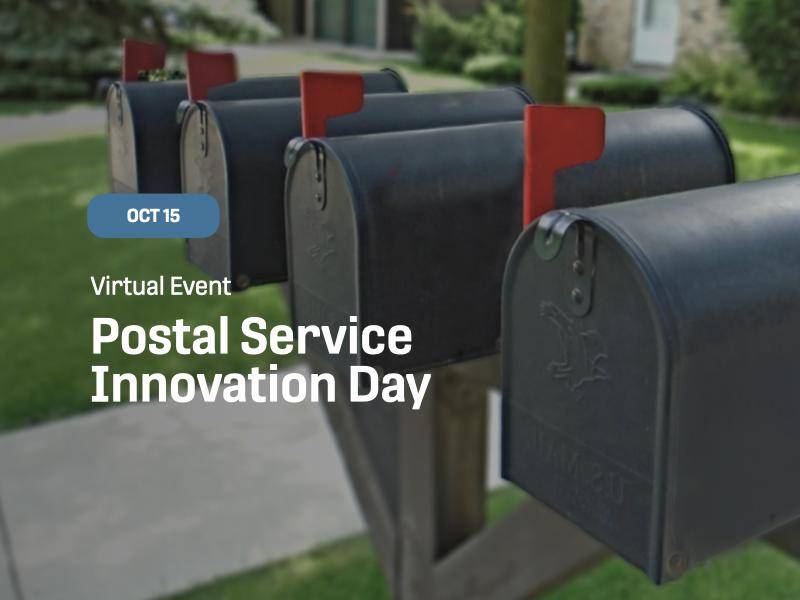 Postal Service Innovation Day